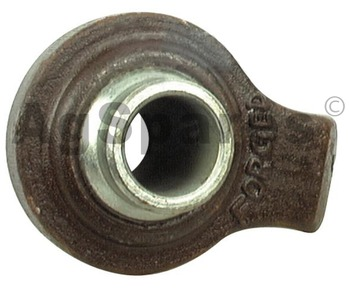 Top Link End (Weld on) Cat 1 3/4 Flat