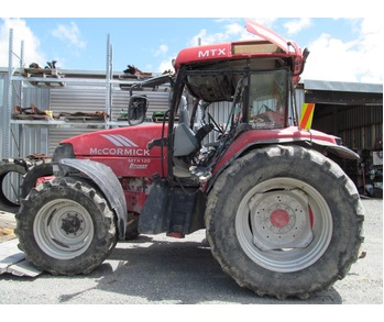 McCormick MTX120 for parts