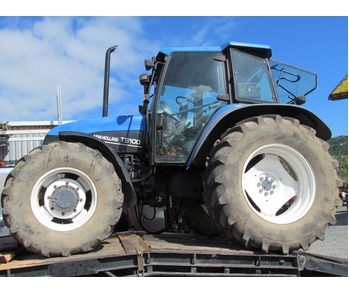 New Holland TS100 ES For Parts